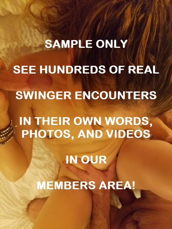 swinger encounters